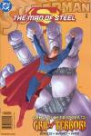 Superman: The Man of Steel #123 comic books for sale