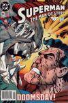 Superman: The Man of Steel #19 comic books for sale