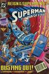 Superman: The Man of Steel #22 comic books for sale