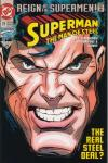 Superman: The Man of Steel #25 comic books for sale