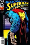 Superman: The Man of Steel #33 comic books for sale