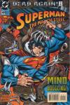 Superman: The Man of Steel #40 comic books for sale