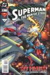 Superman: The Man of Steel #51 comic books for sale