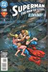 Superman: The Man of Steel #57 comic books for sale