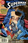 Superman: The Man of Steel #97 comic books for sale