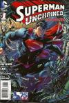 Superman Unchained comic books