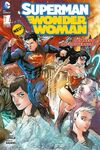 Superman/Wonder Woman Comic Books. Superman/Wonder Woman Comics.