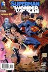 Superman/Wonder Woman #2 comic books for sale