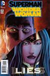 Superman/Wonder Woman #21 comic books for sale