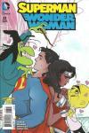 Superman/Wonder Woman #23 comic books for sale