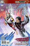 Superman: World of New Krypton #10 comic books for sale