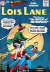 Superman's Girl Friend Lois Lane comic books