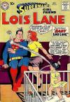 Superman's Girl Friend Lois Lane #10 Comic Books - Covers, Scans, Photos  in Superman's Girl Friend Lois Lane Comic Books - Covers, Scans, Gallery