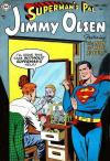 Superman's Pal Jimmy Olsen comic books