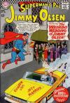 Superman's Pal Jimmy Olsen #100 comic books for sale