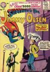 Superman's Pal Jimmy Olsen #16 comic books for sale