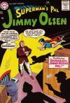 Superman's Pal Jimmy Olsen #18 comic books for sale