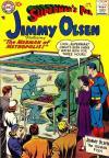 Superman's Pal Jimmy Olsen #20 comic books for sale