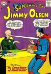 Superman's Pal Jimmy Olsen #22 comic books for sale