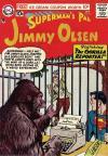 Superman's Pal Jimmy Olsen #24 comic books for sale