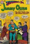Superman's Pal Jimmy Olsen #25 comic books for sale