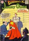 Superman's Pal Jimmy Olsen #28 comic books for sale