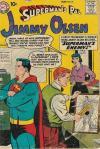 Superman's Pal Jimmy Olsen #35 comic books for sale