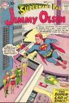 Superman's Pal Jimmy Olsen #39 comic books for sale
