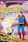 Superman's Pal Jimmy Olsen #40 comic books for sale