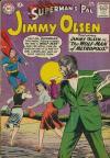 Superman's Pal Jimmy Olsen #44 comic books for sale