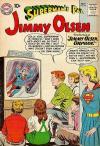 Superman's Pal Jimmy Olsen #46 comic books for sale
