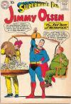 Superman's Pal Jimmy Olsen #49 comic books for sale