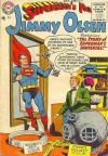 Superman's Pal Jimmy Olsen #5 comic books for sale