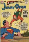 Superman's Pal Jimmy Olsen #50 comic books for sale
