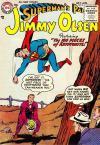 Superman's Pal Jimmy Olsen #6 comic books for sale