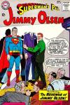 Superman's Pal Jimmy Olsen #78 comic books for sale