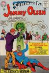 Superman's Pal Jimmy Olsen #87 comic books for sale