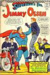 Superman's Pal Jimmy Olsen #91 comic books for sale