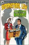 Supernatural Law Comic Books. Supernatural Law Comics.