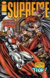 Supreme #21 comic books for sale