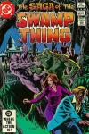 Swamp Thing #5 comic books for sale
