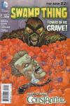 Swamp Thing #23 comic books for sale