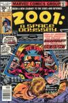 2001: A Space Odyssey #6 comic books for sale