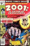 2001: A Space Odyssey #7 comic books for sale