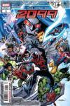 2099 Alpha Comic Books. 2099 Alpha Comics.