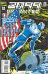 2099 Unlimited #7 comic books for sale