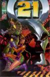 21 #2 comic books for sale