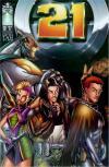 21 #3 comic books for sale