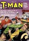 T-Man Comic Books. T-Man Comics.