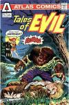 Tales of Evil comic books